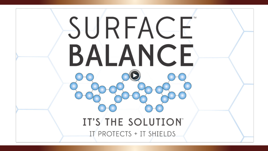 Surface Balance Solutions Informative Video