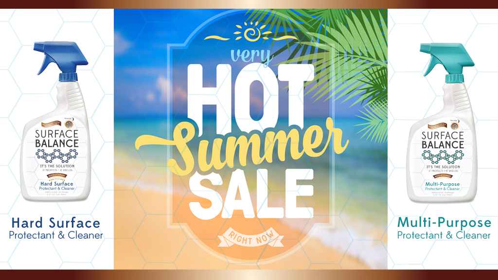 Surface Balance Solutions - Summer Sale